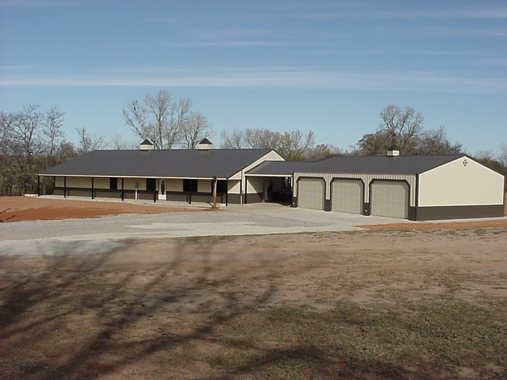 30x50 Pole Barn Prices Oklahoma 2015 Barns With Living Quarters By Amish Archives Steel
