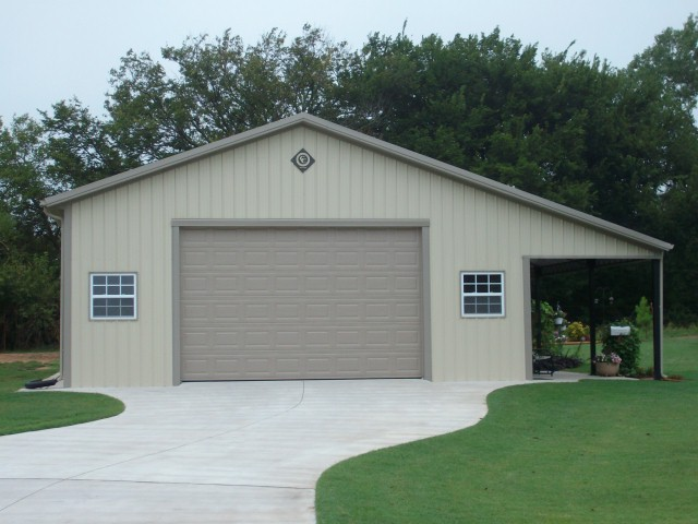 Wheatland Estates Callahan Steel
