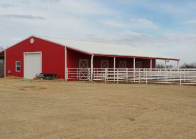 H&K Horse Barn