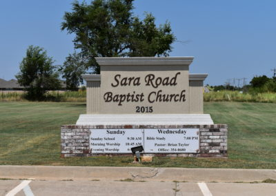 Sara Road Baptist Church